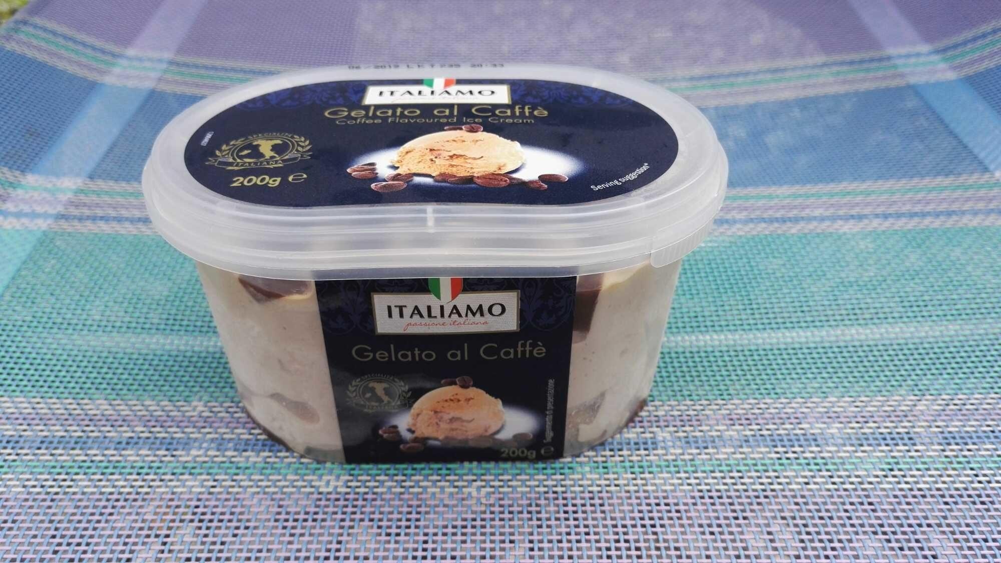 Gelato Al Caffe, Kaffee - Product