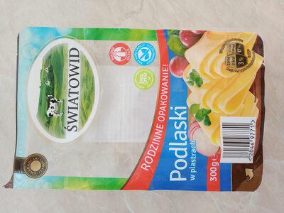 Ser podlaski w plastrach - Product - pl