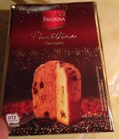 Panettone Cioccolato - Produit - fr