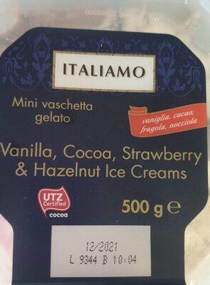 Mini vaschetta gelato - Product - es