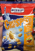 Cruspies Hamburger Flavor - Produit
