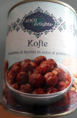 Kofte - Polpettine di bovino in salsa al pomodoro - Product