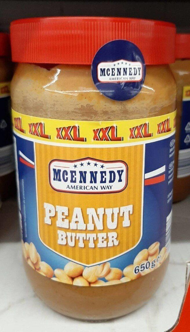 Peanut butter - Product - pt