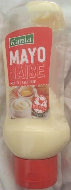 Mayonnaise avec oeuf - Produit - fr
