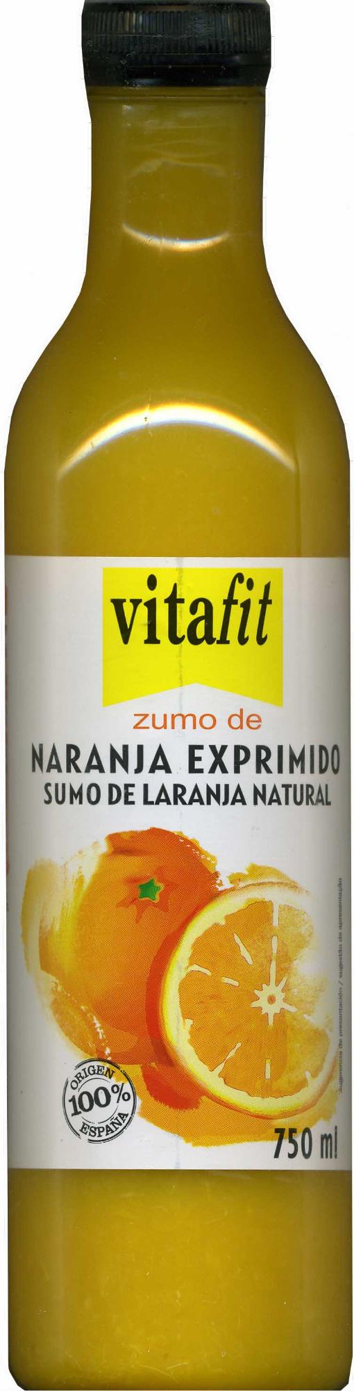 Zumo de Naranja Exprimido - Product