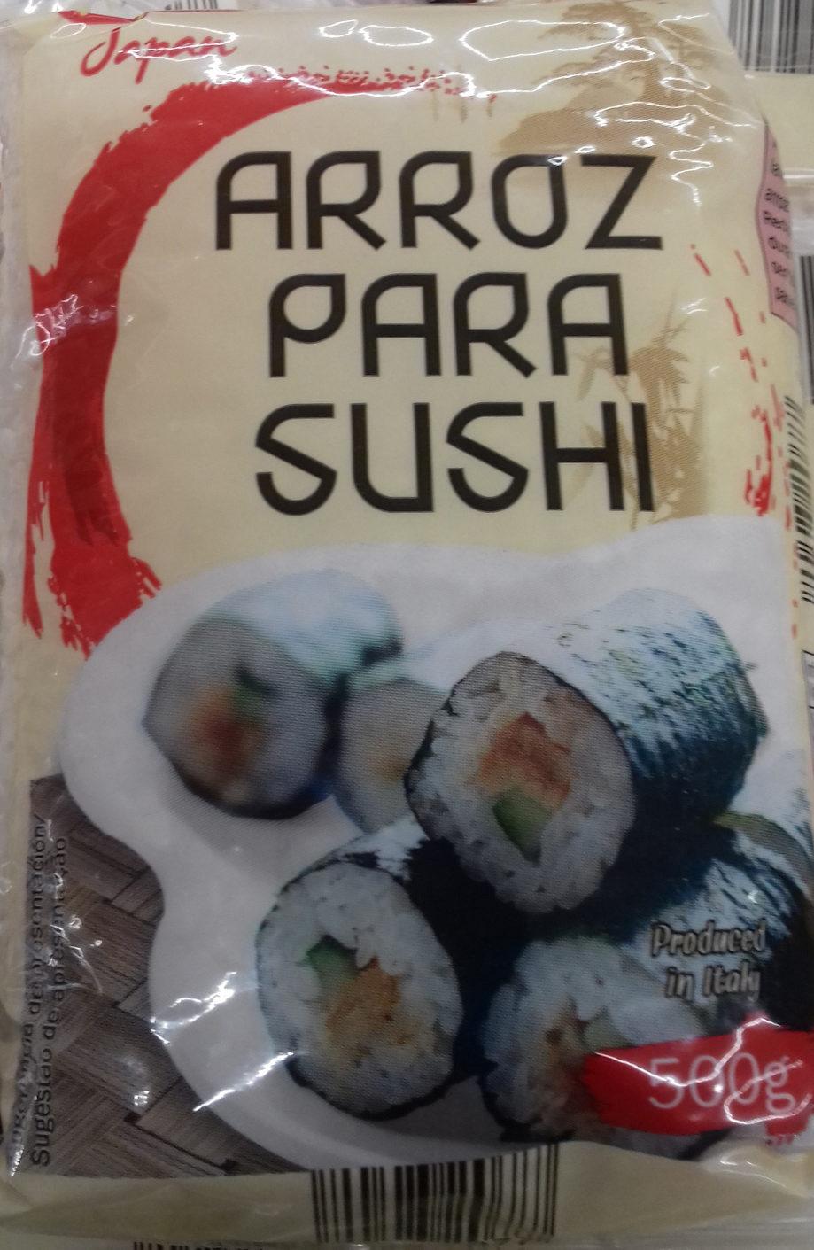 Sushi rice - Producto