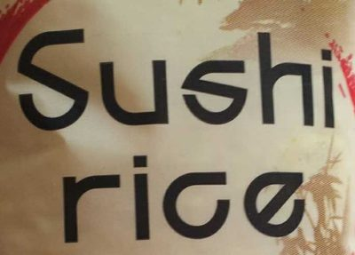 Sushi rice - Ingredients
