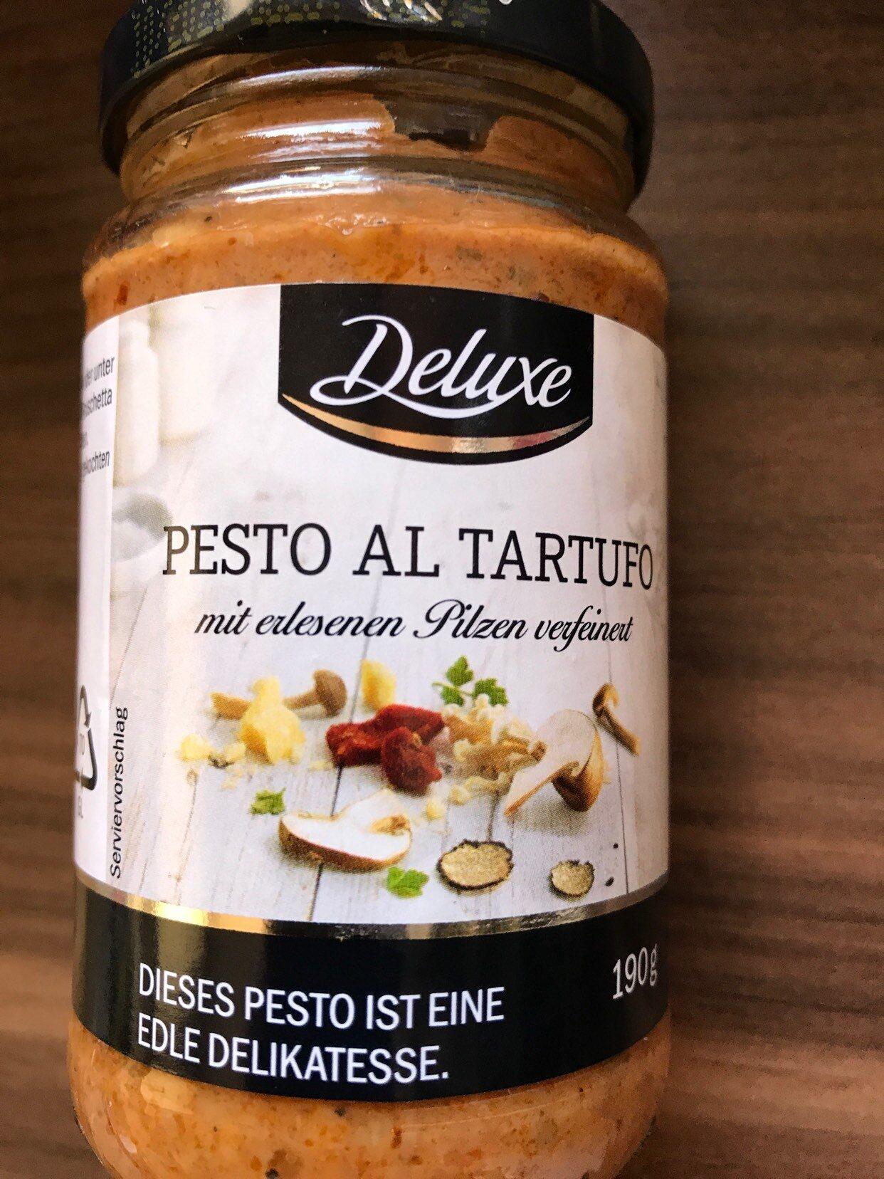 Truffle pesto - Produkt - ro