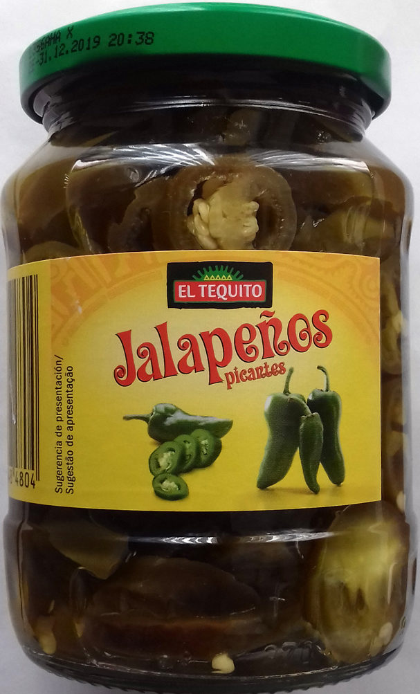 Jalapeños picantes - Product