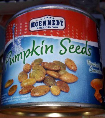 Pumkin Seeds - Producte