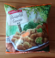 Paniertes Gemüse - Produit