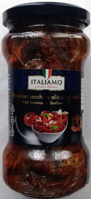 Pomodori secchi in olio di girasole - Producto - es