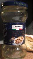 Champignons de Paris à l'huile de tournesol - Prodotto - fr
