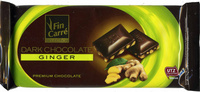 Dark chocolate Ginger 57% cocoa - Product