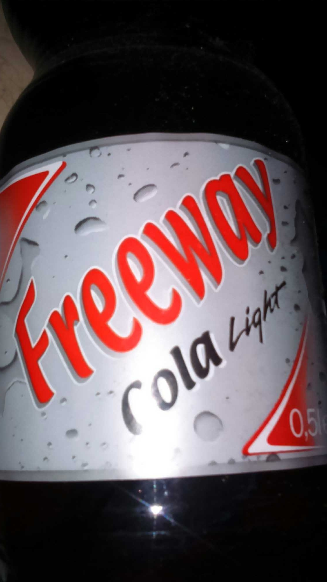 Freeway Cola Light - Product - fr