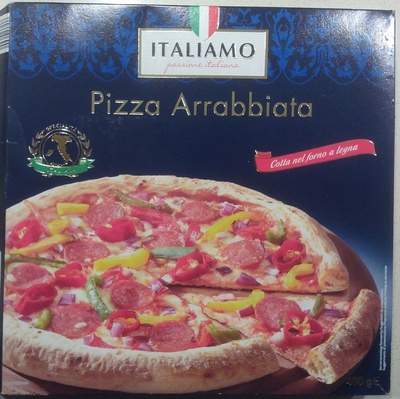 Pizza Arrabbiata - Produkt