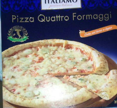 Italiamo Pizza Quattro Formaggi - Product