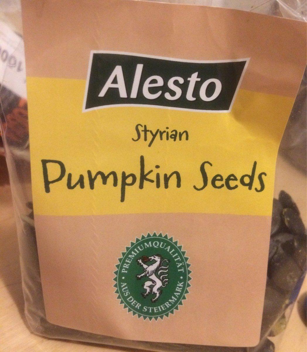 Pumpkin Seeds - Prodotto - fr