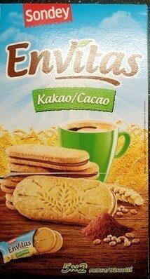 Envitas Cacao - Produit - fr