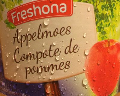Compote de Pommes - Product