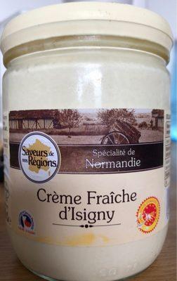 Crème fraîche d'isigny - Product