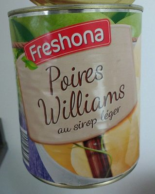 Williams Christ Birnen - Produit