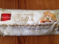 Stollen - Finest Marzipan - Producto - es