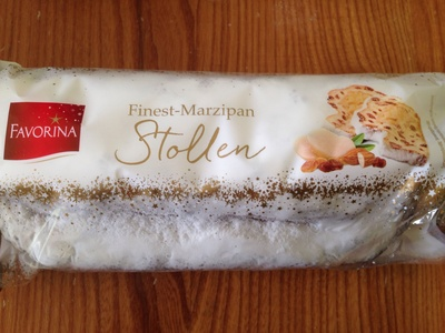 Stollen Finest Marzipan - Producto