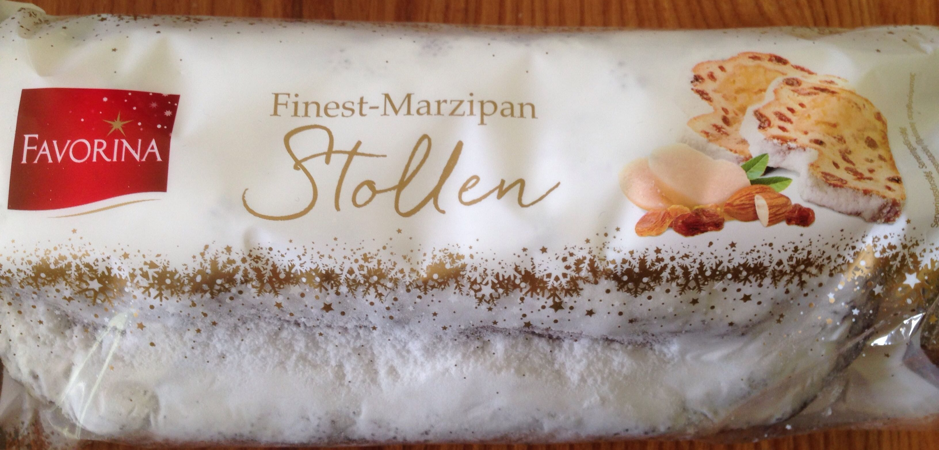 Stollen - Finest Marzipan - Product
