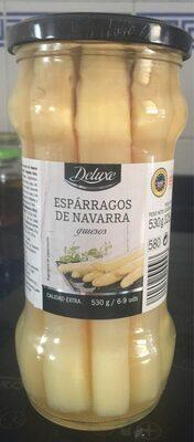 Esparragos de Navarra - Producte