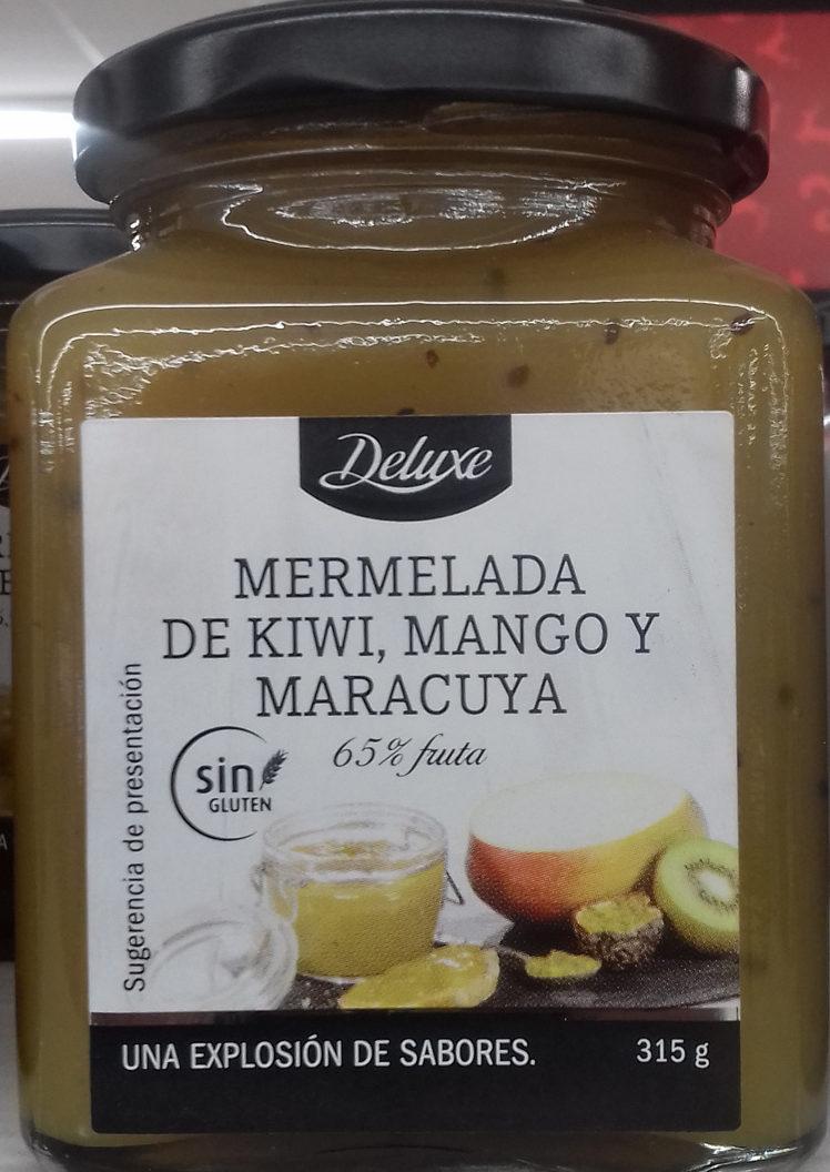 Mermelada de Kiwi, mango y maracuyá - Producto