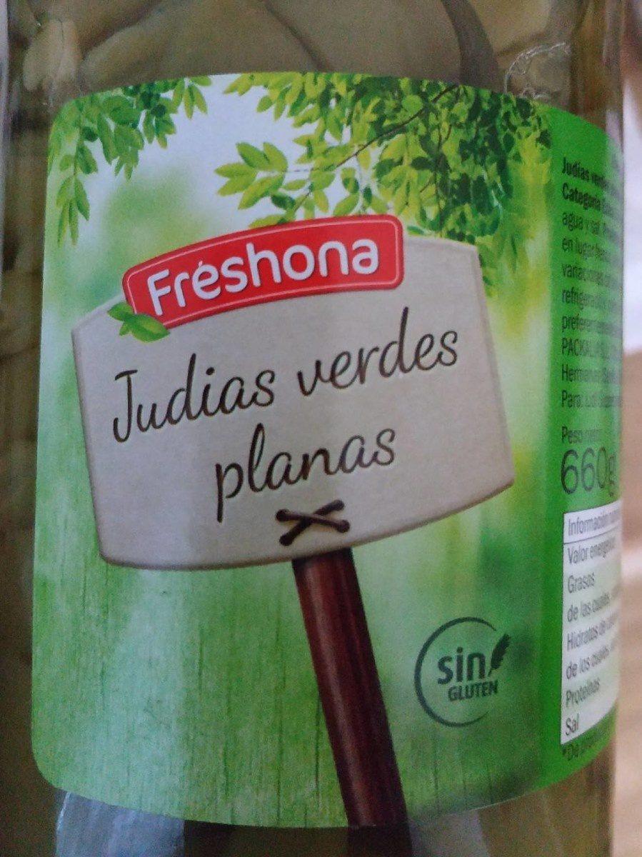 Judías verdes - Produit - fr