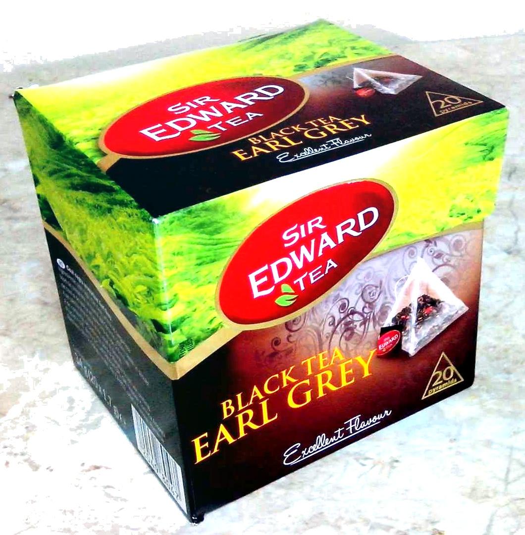 Earl Grey Black Tea - Product - en