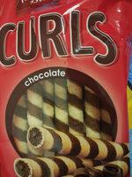 Wafer Rolls - Chocolate Creme - Produkt - cs