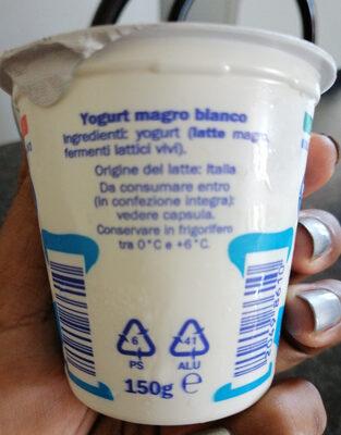 Yogurt Magro - Ingredienti - it