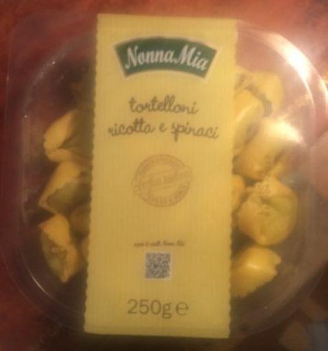 Totelloni ricotta y espinacas - Produit - fr