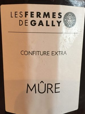Confiture Extra Mûre - Product
