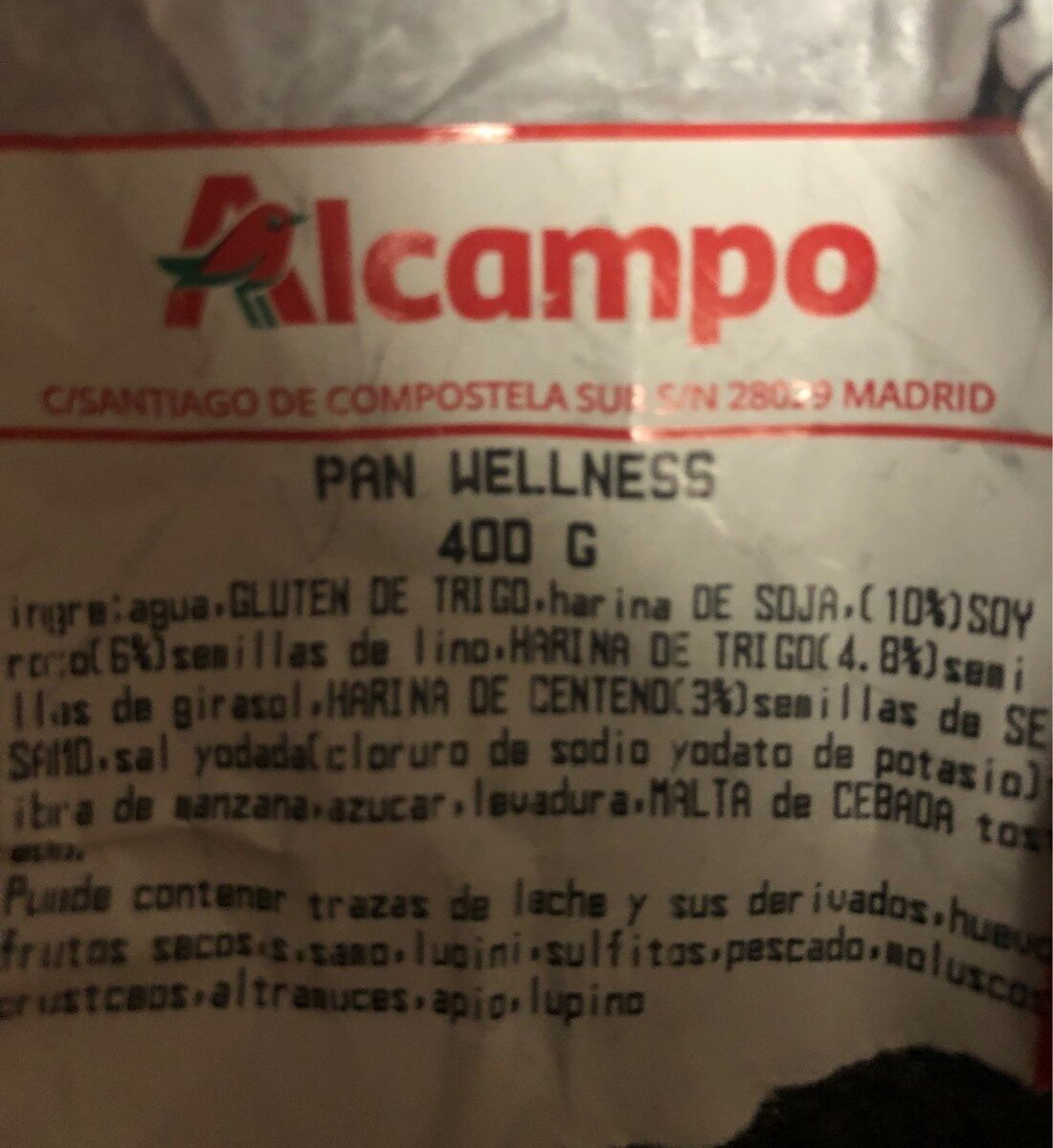 Pan wellness - Product