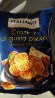 Cracker Al Gusto Pizza - Produit