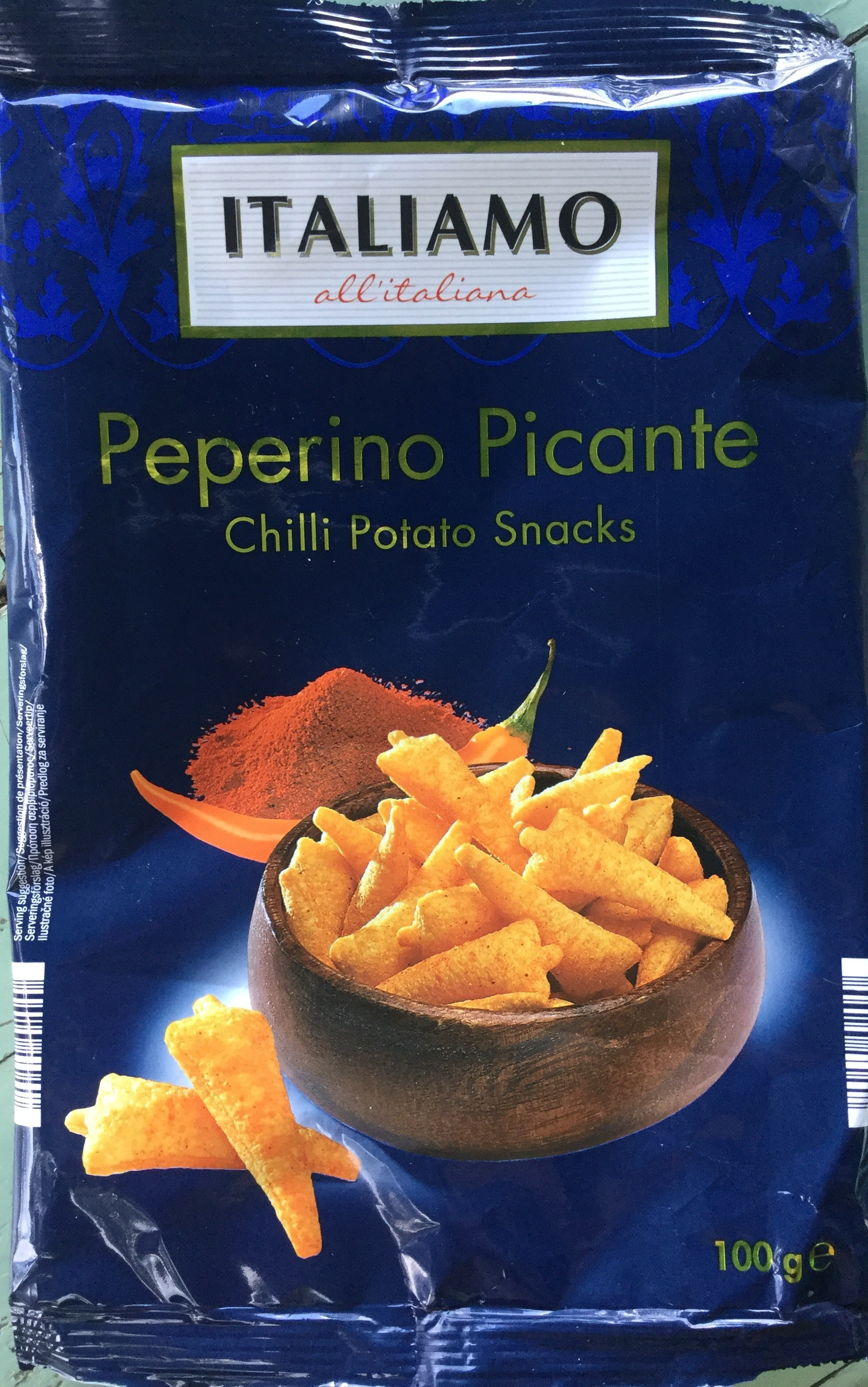 Peperino Picante - Produit - fr