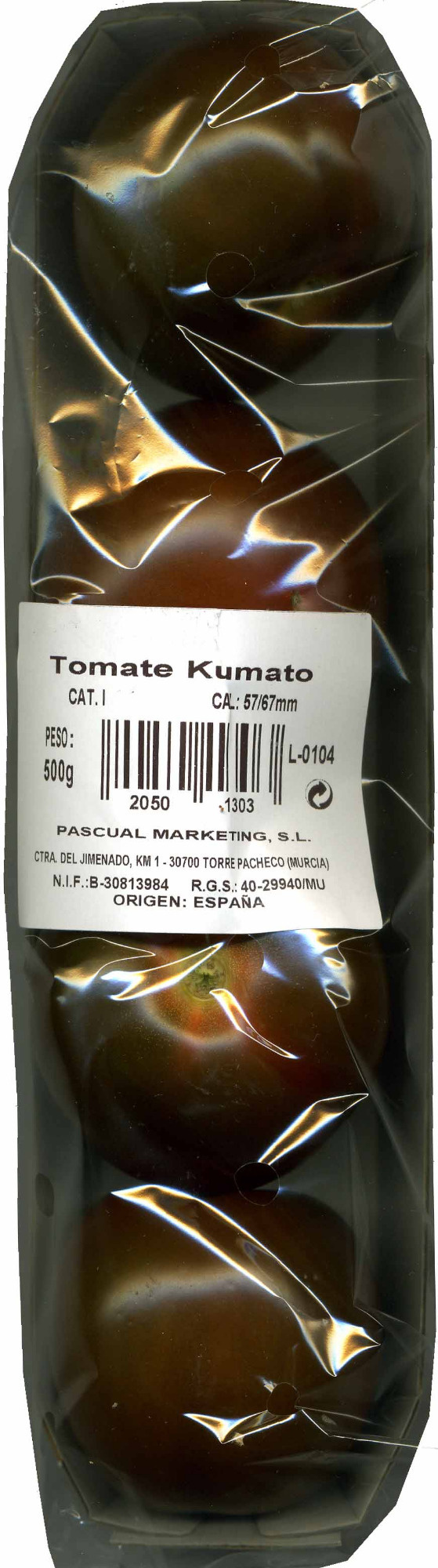 Tomates Kumato - Producto - es
