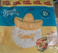 Tortilla wrap - Produkt - fr