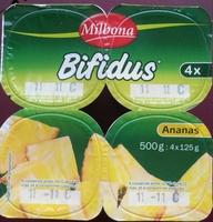 Bifidus Ananas (4 x) - Product - fr