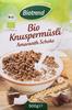 Bio Knuspermüsli Amaranth Schoko - Produit