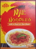 Mie noodles with a sweet & sour sauce - Product