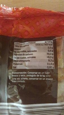 Picatostes tostados - Informations nutritionnelles
