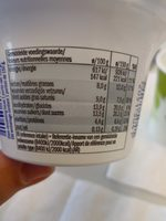 Greek style yogurt - Product