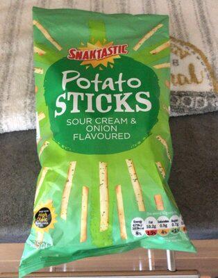 Potato sticks - Product - en