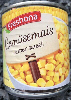 Gemüsemais super sweet - Produit - de