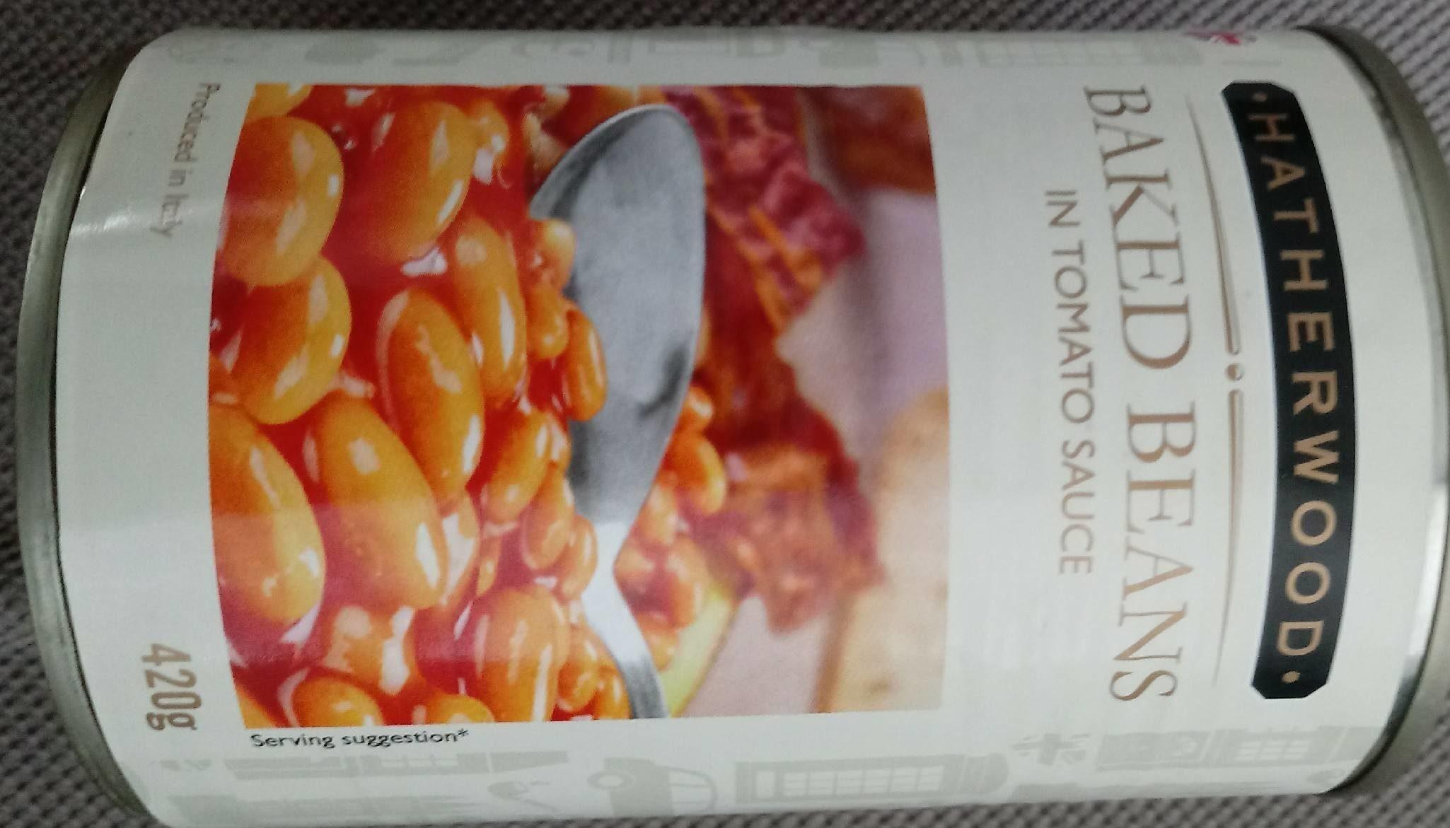 Baked beans in tomate sauce - Produit